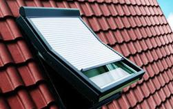 Bild - Dachfenster-Rollläden