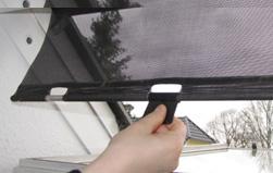 Bild - Dachfenster Markisen